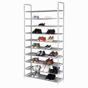 Tidy Living Shoe Rack