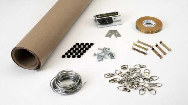 F502 Frame Backing Kit