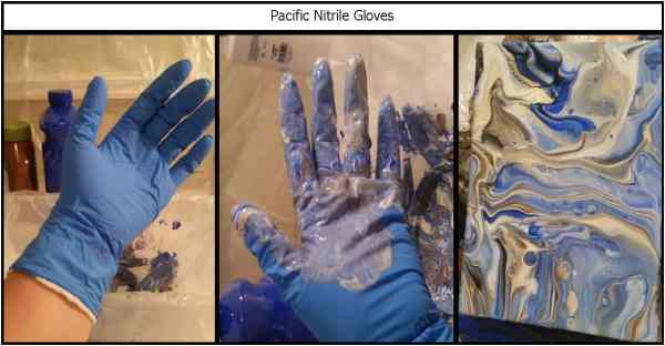 Pacific Nitrile Gloves