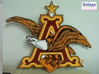 Stainless Steel Etching Logo