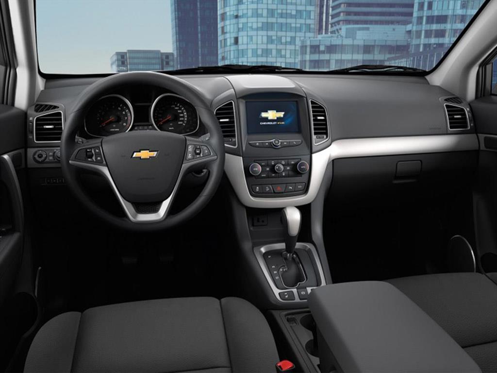 Chevrolet Captiva Informacin 2018