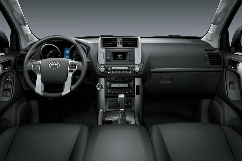 Toyota Prado 30L TX TDi 2014