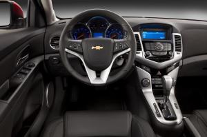 Chevrolet Cruze LTZ Turbo Aut (2014)