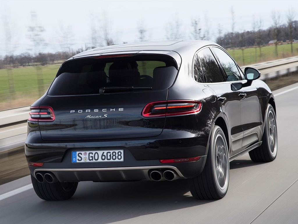 Porsche Macan S Diesel 2018