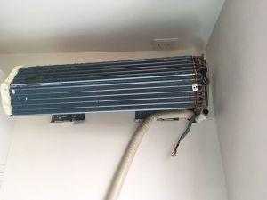 エアコンの熱交換器
