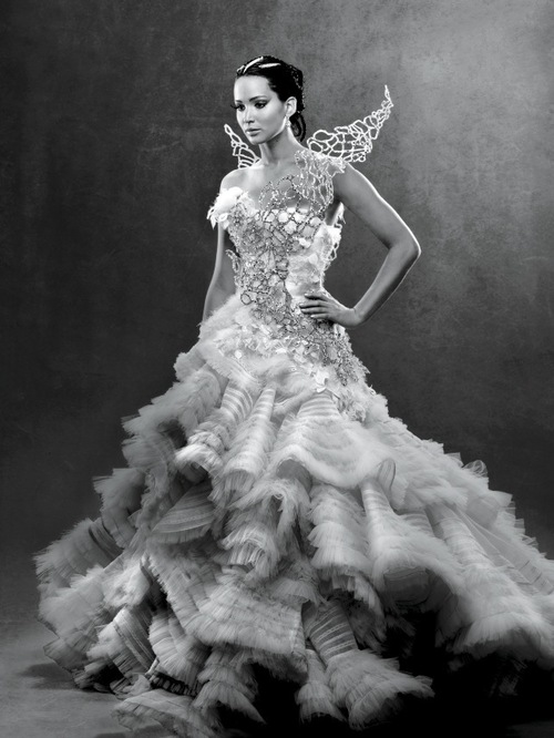 katniss-weddingdress