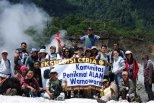 trekking ceria of warna-warni's community