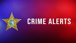 Sign up to receive Crime Alerts via email, text, and/or wireless alerts from the Alachua County Sheriff's Office