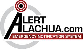 Alert Alachua logo