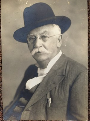 Sheriff Lewis Washington Fennell was reelected in 1897 and served until 1909