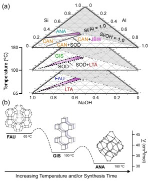 Report: Design of Zeolite Growth Modifiers: A Hierarchical