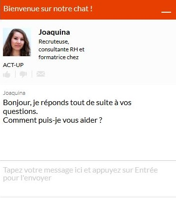 act-up cabinet recrutement la roche sur yon vendee chat en ligne