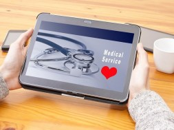 Rezerwacja usług medycznych online