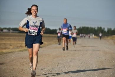 trenowanie biegania