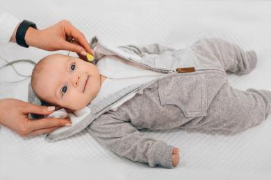 badanie sluchu u dzieci