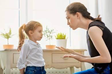 karcenie dziecka
