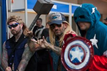 A unique take on Marvel's 'The Avengers.'