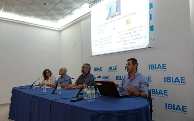 """Encontre: """"Formación al Servicio de la Empresa"""". David Jerez Cordero, Tècnic de Fundae"""