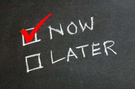 Vaincre la procrastination en 4 étapes