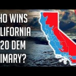 Are Progressives or Centrists Going To Win California? California Polls 2020 Democratic Primary | @politicalforecast 16