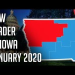 New Leader in Iowa - New 2020 Democratic Caucus Iowa Poll - January 2020 | @politicalforecast 20