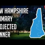 New Hampshire Primary Election Results Projected Winner - Bernie, Pete, Klobuchar - February 2020 | @politicalforecast 21