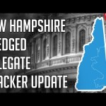 New Hampshire Primary Results Pledged Delegate Tracker Update & Discussion - February 2020 | @politicalforecast 18