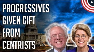 Progressives Given Early Christmas Gift From Centrist Establishment Democrats & Democrat Donor Class 13