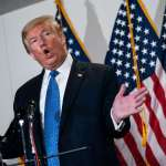 """Trump Says He Will Not """"Close the Country"""" If Second Wave of Virus Hits 20"""