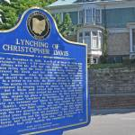 Athens, Ohio, Memorializes Lynching of Christopher Davis 18