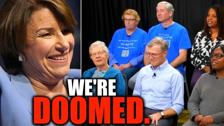 CNN Managed to Track Down All Six of Amy Klobuchar's Supporters for a Cringeworthy Panel 15