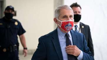 Fauci Is Getting Death Threats After a White House Campaign to Discredit Him 20