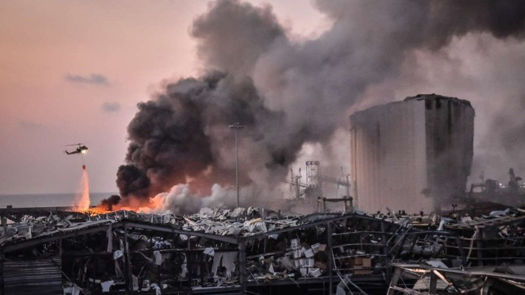 Fertilizer Likely Behind the Beirut Explosion Is Unevenly Regulated Across US 8