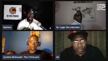 A debate/discussion about reparations and what it means to be ADOS 10