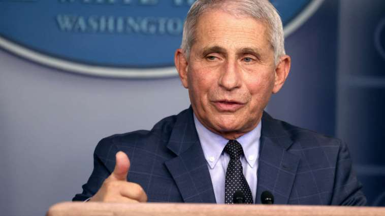 "Fauci Says He'd ""Absolutely"" Join a Biden COVID Task Force 7"