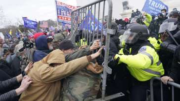 Republican AGs Cannot Shake Ties to Violent Trump Coup Attempt 21
