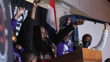 Cori Bush and Ayanna Pressley Lead Call for Biden to Oppose Death Penalty 12
