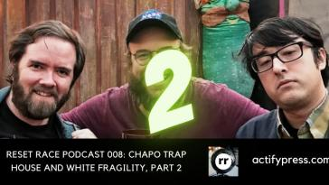 chapo trap house, ados, reparartions, reset race