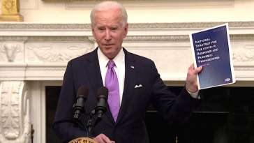 "Biden Pushes ""Wartime Effort"" to Fight COVID as US Death Toll Tops 410,000 13"