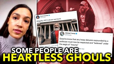 AOC Shares Why She Feared For Her Life During Capitol Siege, Right-Wingers Mock Her 11