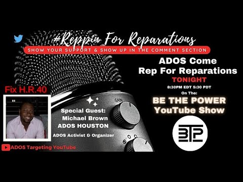 BTP discussion with ADOS Houston. The political landscape of Houston, TX 3