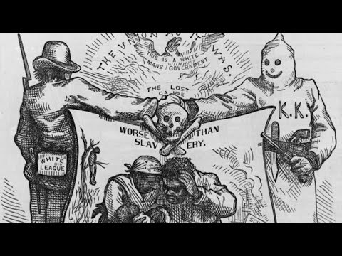 Challenge to ALL Moors: What did Freedmen do to cause Jim Crow? Will the MSTA step up? 3