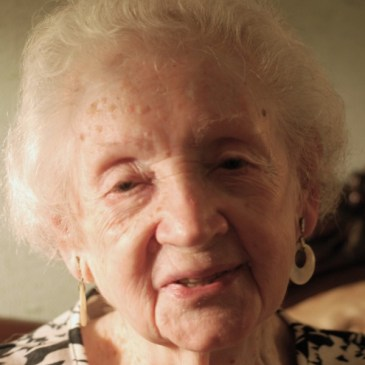ANASTASIA AT 101: A published author, she is currently writing two books