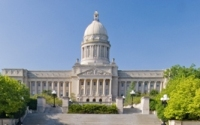 Kentucky Capitol in Frankfort, KY