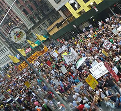 Grassroots Activism: Keep the People's Climate March Momentum Going!