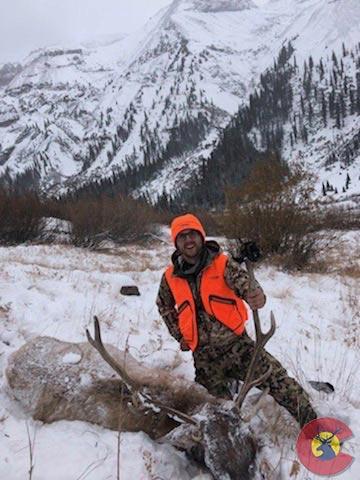 Drop Camp Elk Hunting