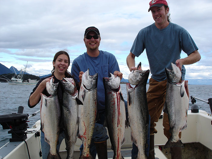 How to Prepare for Your First King Salmon Fishing Charter