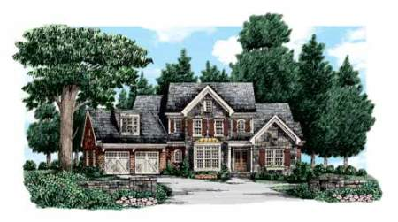 Southern Living Custom Builder   Action Builders Inc    River Forest     Action Builders Inc    Southern Living Floor Plans River Forest Elevation