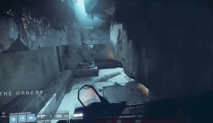 destiny 2 conflux lost sector