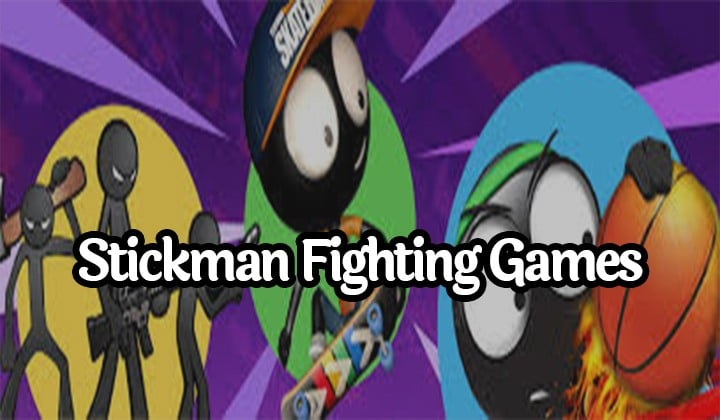 Stickman Fighting Games